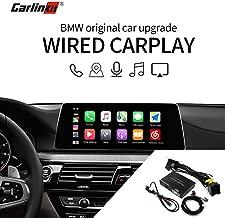 carlinkit Carplay Box Mirroing Receiver Interface for BWM NBT EVO CIC Stereo with iOS 13 Original carplay Upgrade(Support Google&waze maps)