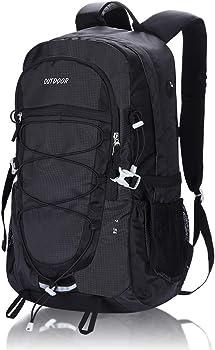 Lusaf 35L Lightweight Travel Backpack