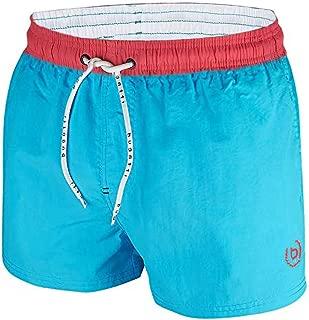 verde o granate Bugatti/® dise/ño de rayas color azul Ba/ñador para hombre