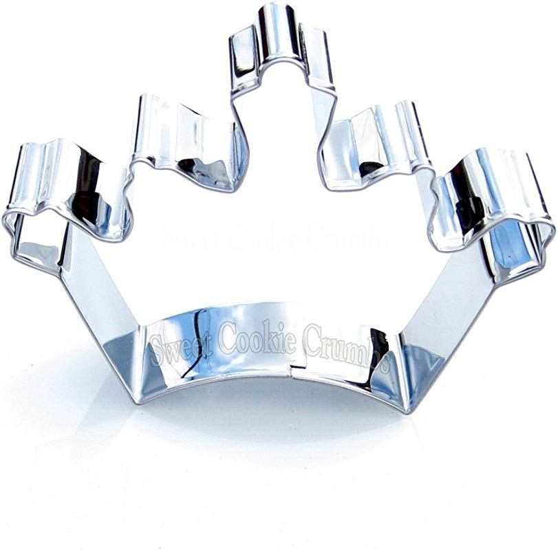 Queen Crown Cookie Cutter Stainless Steel