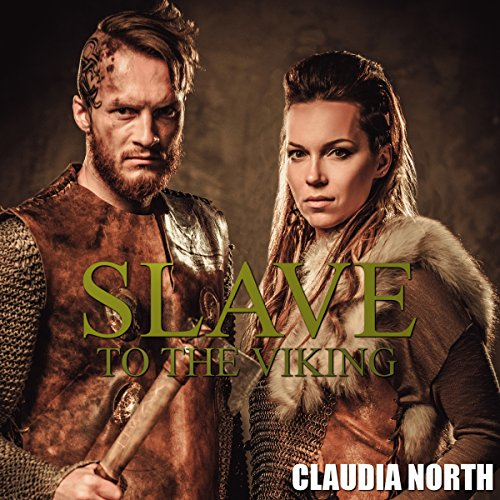 Slave to the Viking audiobook cover art