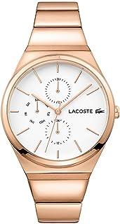 Lacoste 2001036 - Cuarzo analógico para mujer
