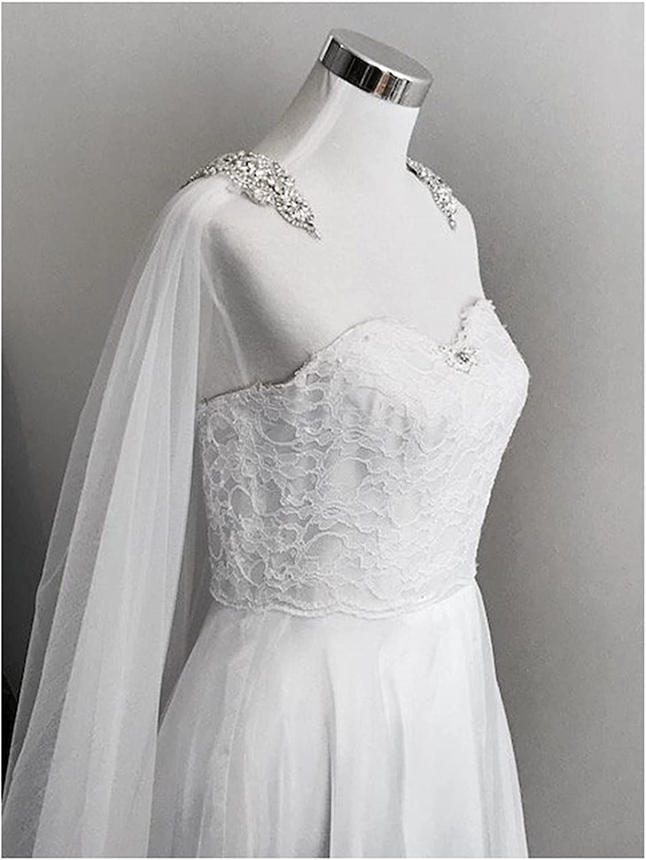 YYOBK Jht Church Translated Wedding Veil Shawl Bridal Free Shipping Cheap Bargain Gift
