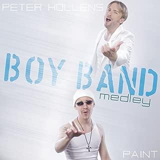 boy band parody