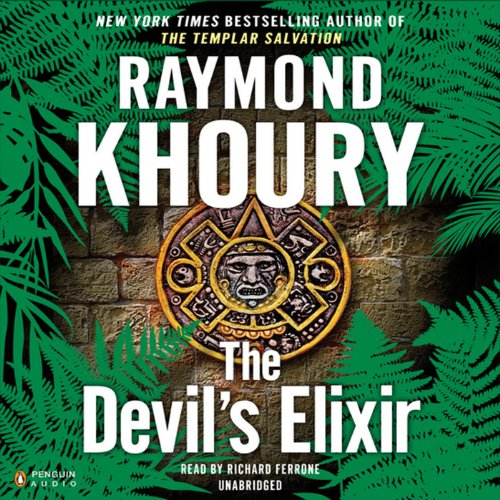 The Devil's Elixir audiobook cover art