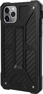 UAG for Apple iPhone 11 Pro Anti-Shock Rugged Urban Armor Gear Military Drop Case - Monarch Black