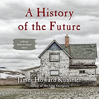 A History of the Future audiobook cover art