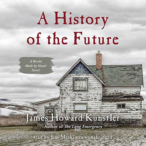A History of the Future cover art