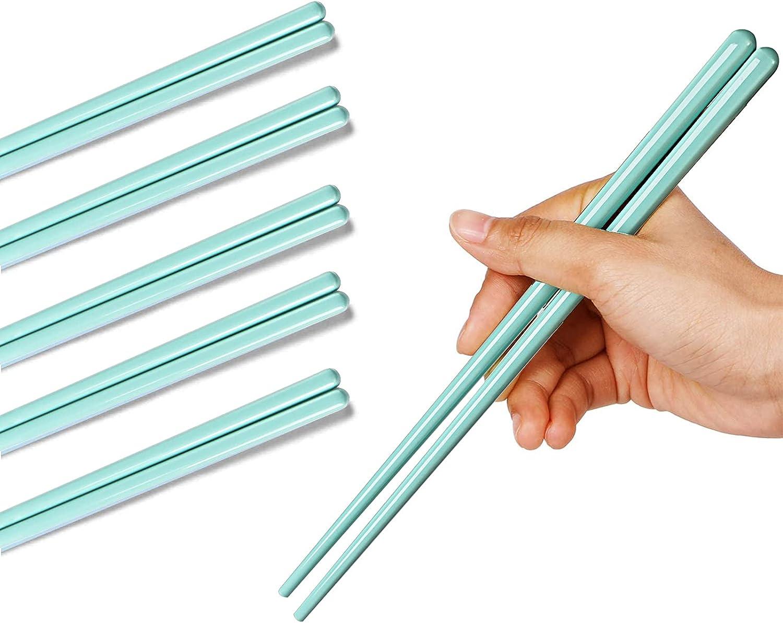 LEETOYI Ranking TOP17 Ceramic Chopsticks Set Max 48% OFF of Porcelain Chinese Chopstick 5