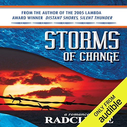 Storms of Change audiobook cover art