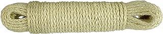 Connex DY2701561 Mehrzweckseil Sisal 5.0 mm x 30 m, Naturfaser