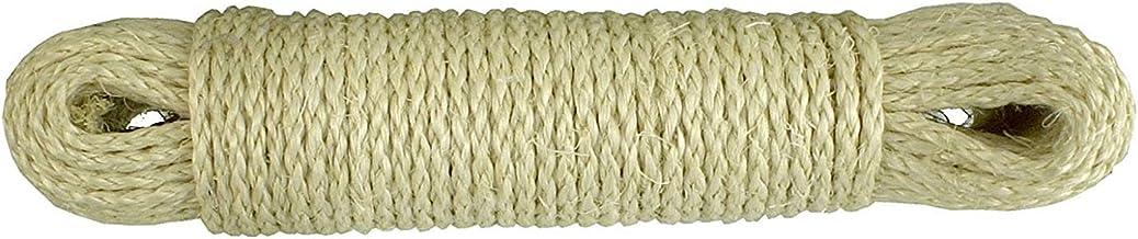 Connex DY2701561 multifunctioneel touw sisal 5,0 mm x 30 m, natuurlijke vezel