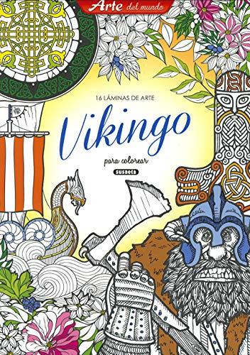 Láminas de arte Vikingo (Arte del mundo)