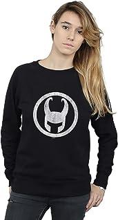 Marvel Women's Loki Icon Sweatshirt