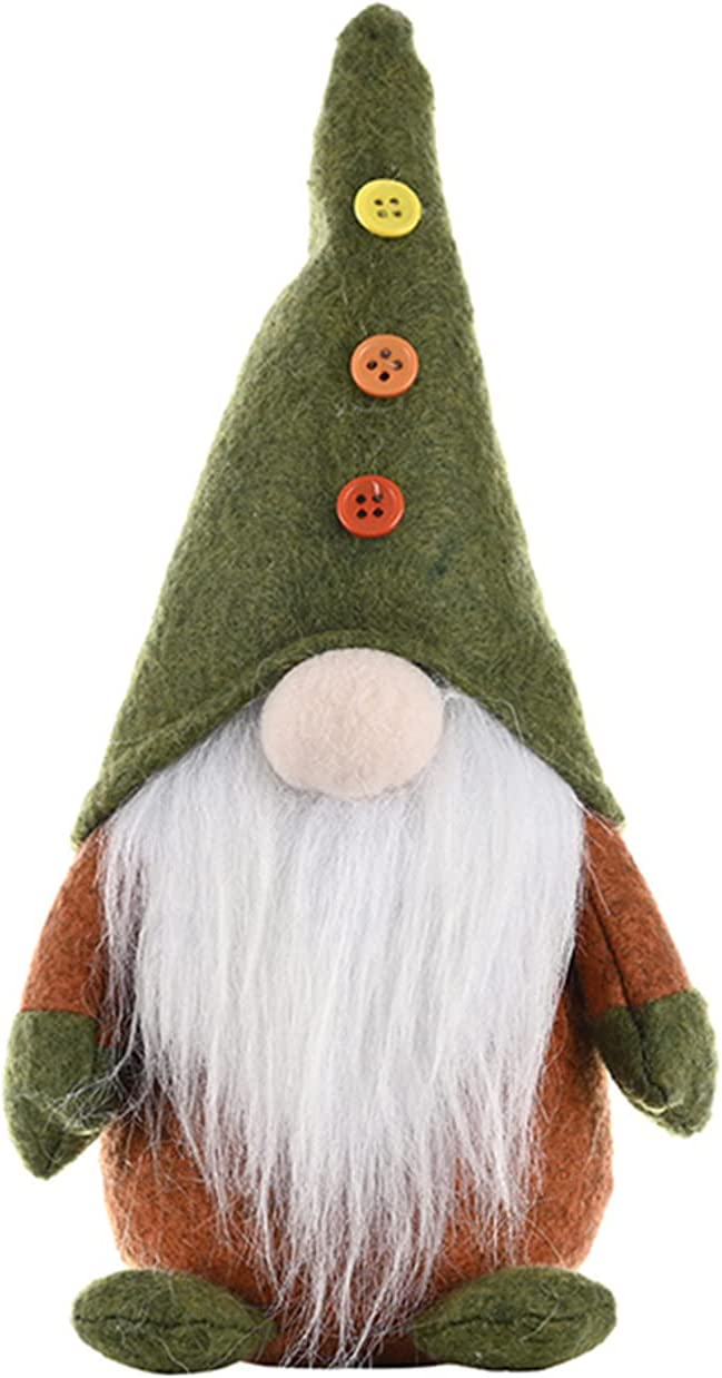 JZENZERO Indefinitely Christmas Gnome Plush Doll Special Campaign wi Faceless Party Props