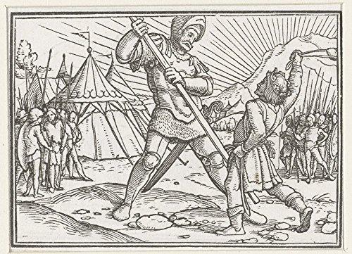 Das Museum Outlet–David Beats Goliath. 1538–Poster Print Online kaufen (101,6x 127cm)