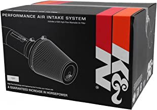 K&N Performance Air Intake Kit 69-2551TS with Metal Tube and Lifetime Red Oiled Filter for Chrysler 200