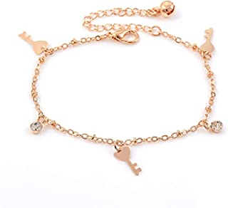 Balalei Sexy Anklet Ankle Bracelet Cheville Barefoot Sandals Foot Jewelry Leg Chain On Foot Pulsera Tobillo for Women Halhal YY