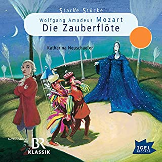 Wolfgang Amadeus Mozart: Die Zauberflöte Titelbild