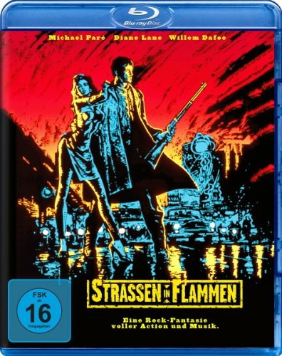 Straßen in Flammen [Blu-ray]