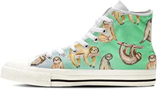 sloth high tops