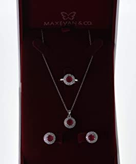 Silver MAXEVAN Jewelry sets 32568