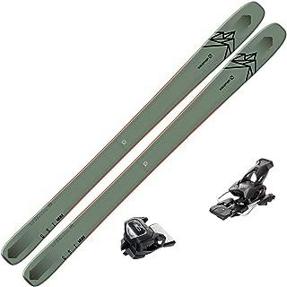 2020 Salomon QST 106 Skis w/Tyrolia Attack2 13 GW Bindings