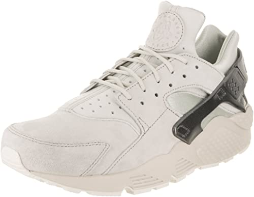 NIKE Nike Air Huarache Run PRM Luz Hueso MTLC Cool gris Vela del Zapato Corriente 10 de EE.UU. Hombre Bone luz MTLC Cool gris Vela 9 Reino Unido