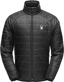 Spyder Men's Glissade Full Zip Primaloft Insulator Jacket