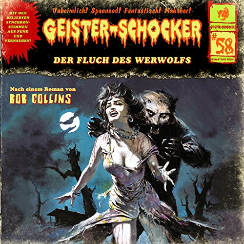 Der Fluch des Werwolfs audiobook cover art