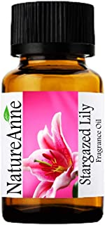 Stargazer Lily Premium Grade Fragrance Oil - 10ml - Scented Oil - for Diffuser Oils, Making Soap, Candles, Lotion, Home Sc...