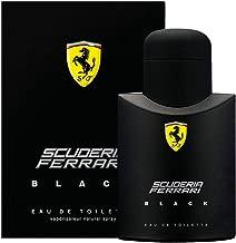 Ferrari Black Masculino De Ferrari Eau De Toilette 125ml