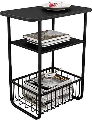 Estilo nórdico Muebles Mesa de café Espresso Isla de cocina carro ...