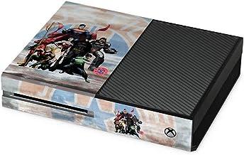 Capa para console Xbox One da Liga da Justiça
