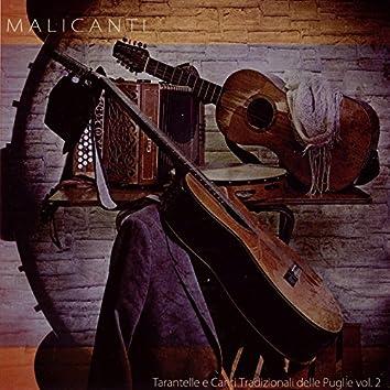 Tarantelle e canti tradizionali delle Puglie, Vol. 2