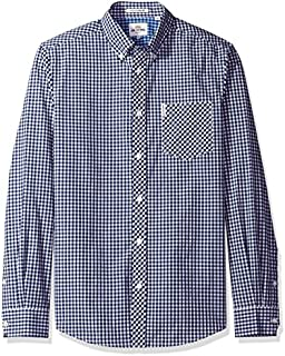 Ben Sherman Men's Longsleeve Core Gingham