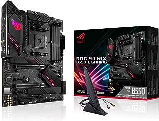 ASUS AMD B550 搭載 AM4 対応 マザーボード ROG STRIX B550-E GAMING 【ATX】