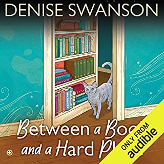 Between a Book and a Hard Place audiobook cover art