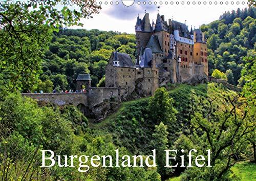 Burgenland Eifel (Wandkalender 2021 DIN A3 quer)