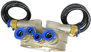 XK USA 3Tyre Tire Changer Rotary Coupler Coupling Air Valve Wheel Balancers