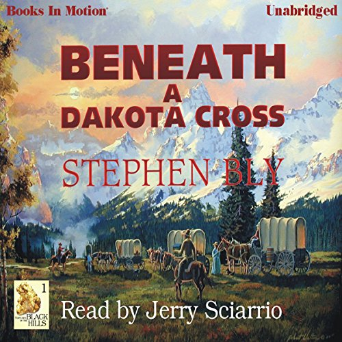 Beneath A Dakota Cross audiobook cover art