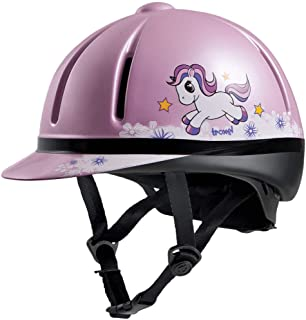 Troxel Legacy Childrens Horse Riding Safety Helmet ♦ Low Profile English Schooling Helmet