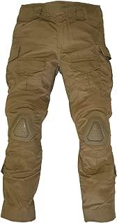Trendy Apparel Shop Kid's US Soldier Digital Camouflage Tactical Overwatch Combat Pants - Coyote
