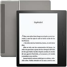 Kindle Oasis - Resistente al agua, 32 GB, 3G gratuito + wifi (9.ª generación, modelo anterior)