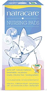 Natracare Nursing Pads - 26 Count - 2 Boxes