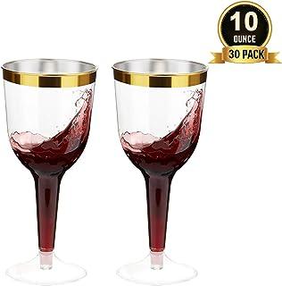 Libres de BPA 100/% Tritan-pl/ástico romantico Vasos de champ/án MICHLEY Copas de champ/án Irrompible Aptos para Lavavajillas 17 cl Conjunto de 2
