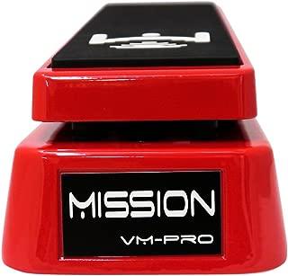 mission vm pro volume pedal
