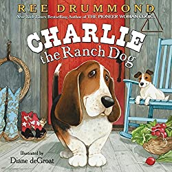 farm animals book: charlie the ranch dog