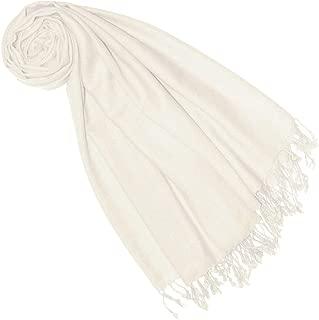 Lorenzo Cana Luxus Pashmina Schal Schaltuch 50% Kaschmir 50% Wolle vom Merino-Lamm Wolle Kaschmirschal Wollschal Damenschal Frauenschal