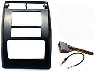 Aftermarket Double Din Radio Stereo Car Install Dash Kit Fits Jeep Wrangler 2003-2006